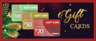 Mwave's Gift Cards