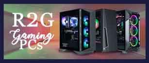 Mwave's R2G Gaming PCs